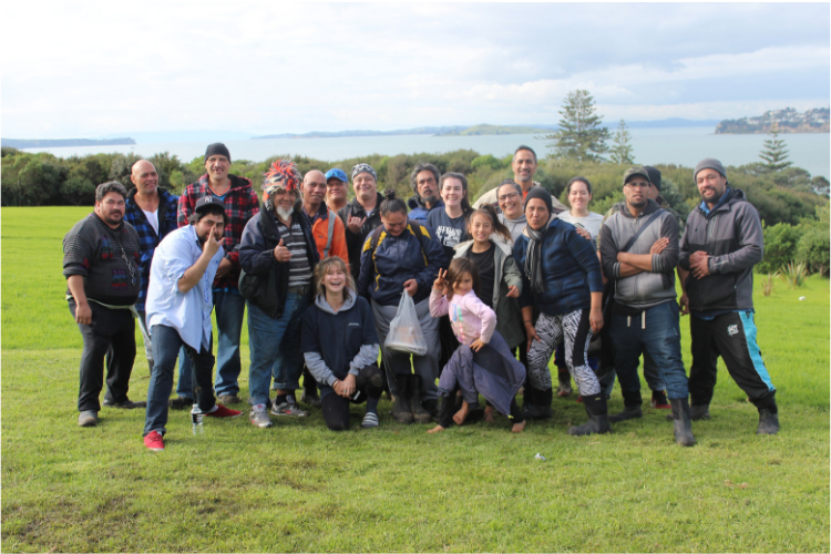Ecological Restoration Volunteers
